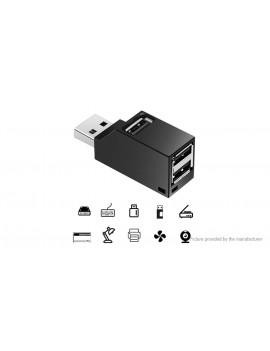 1-to-3 USB 3.0 to USB 3.0 + 2*USB 2.0 Hub Splitter Adapter