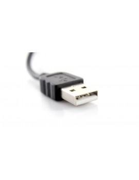 7-Port USB 1.0 Hi-Speed Hub (Black)