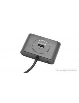 1-to-4 USB 3.0 Hub Splitter Adapter
