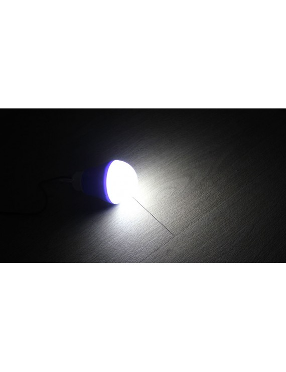 LZZ USB Powered 5W 10*5730 200LM Pure White LED Energy Saving Lamp