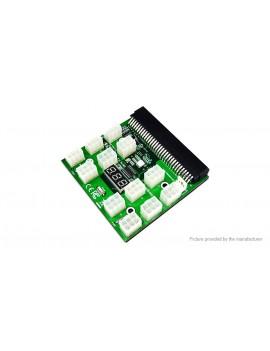 1600W PSU Breakout Board Adapter for Ethereum ETH ZEC Mining