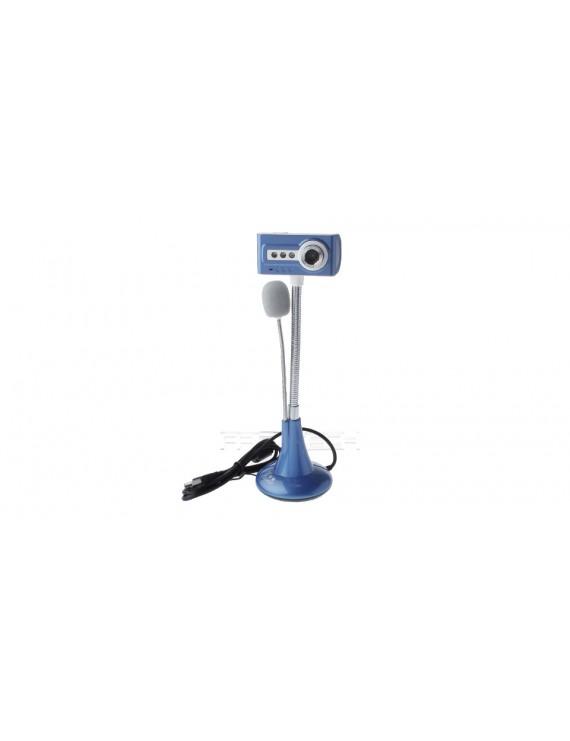 5.0 MP USB 2.0 Flexible Webcam for Laptop / PC Computer