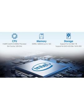 Authentic Beelink L55 Quad-Core Mini PC (256GB/EU)