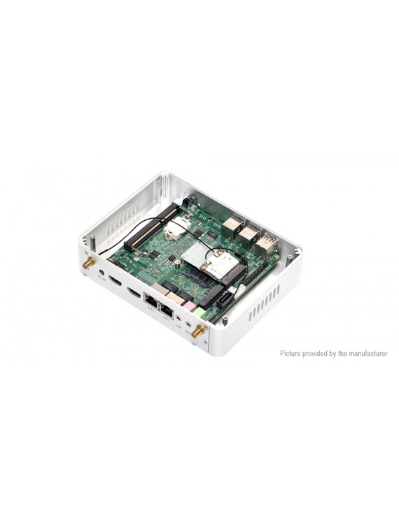 HYSTOU FMP06 Quad-Core Fanless Mini PC (64GB/EU)