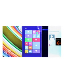 PIPO W2F 8 inch IPS Quad-Core 1.83GHz Windows 8.1 Tablet PC